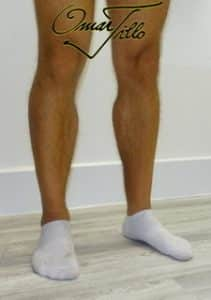 calf implants london after